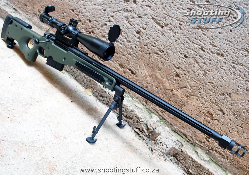 L115A3 Sniper Rifle | Military-Today.com